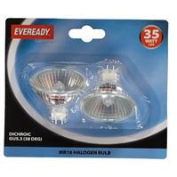 Mega Value Eveready Dichroic MR16 Bulbs