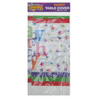 Mega Value Party Table Cover