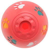 Mega Value Paw Print Large Treat Ball