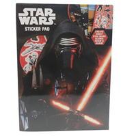 Mega Value Star Wars 7 Sticker Pad