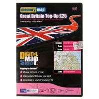 Memory Map OS DIGIMAP L R 1 50 44