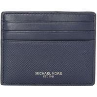 Michael Kors Harrison Saffiano din piele Card Holder