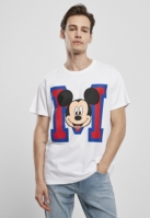 Mickey Mouse M Face alb Merchcode