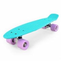 Skateboard MICO PW 506 MIC . albastru