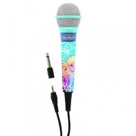 Microfon Design Disney Frozen