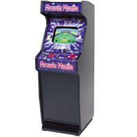 MightyMast Arcade Mania Upright