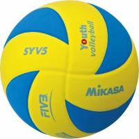 Minge volei MIKASA SYV5-YBL galben / albastru