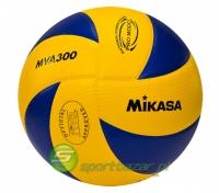 Minge MIKASA MVA 300 - ATEST FIVB