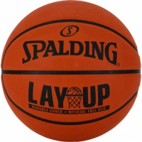 Minge baschet Layup Spalding portocaliu