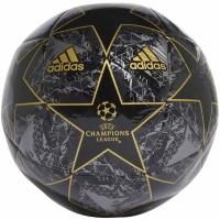 Minge fotbal Adidas Finale 19 Capitano negru DY2554 teamwear adidas teamwear