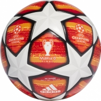 Minge fotbal Adidas Finale M Top antrenament alb Reddish portocaliu DN8676
