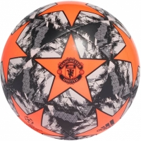 Minge fotbal Adidas Finale Manchester United Capitano gri-portocaliu DY2538
