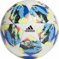 Minge fotbal Adidas Finale TT J350 alb albastru galben DY2550 teamwear adidas teamwear