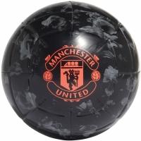 Minge fotbal Adidas Manchester United Capitano negru DY2527