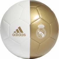 Minge fotbal Adidas Real Madrid Capitano alb Gold DY2524 barbati