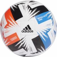 Minge fotbal Adidas Tsubasa antrenament alb-negru-albastru-rosu FR8370