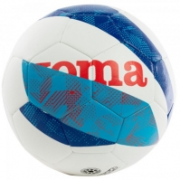 Minge fotbal Joma Challenge Turq-royal-rosu marimea 5