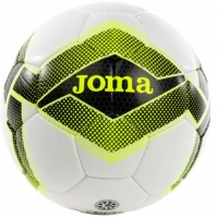 Minge fotbal Joma Titanium galben-negru marimea 5