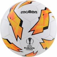 Minge fotbal Molten. Replica of UEFA Europa League F5U1000-G18