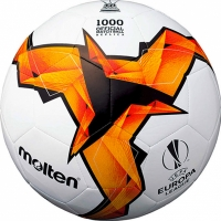 Minge fotbal Molten Replica Of UEFA Europa League F5U1000-K19 barbati