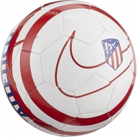Minge fotbal Nike Atletico Madrid Skills alb-rosu-albastru SC3610 100