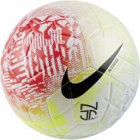 Mergi la Minge fotbal Nike NJR NK STRK alb-lime verde-albastru-rosu SC3962 100