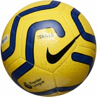 Minge fotbal Nike PL Skills galben-bleumarin-negru SC3612 710