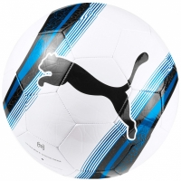 Minge fotbal Puma Big Cat 3 alb And albastru 083044 02