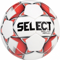 Minge fotbal Select Brillant Replica 2019 alb-rosu-negru