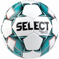 Minge fotbal Select Brillant Replica 4 2020 alb-verde 16418