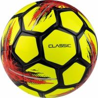 Minge fotbal Select clasic 5 2020 galben-negru-rosu 16421