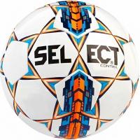 Minge fotbal Select Contra 4 2018 alb-albastru-portocaliu 13707