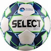 Minge fotbal Select Futsal Replica Ekstraklasa alb-albastru-verde 15003
