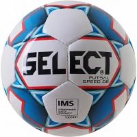 Minge fotbal Select Futsal Speed DB Hala alb-albastru 14845