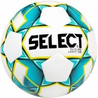 Minge fotbal Select Future Light DB 4 alb albastru-galben 14992