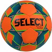 Minge fotbal Select Hala Futsal Super 2018 portocaliu-bleumarin 14811