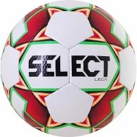 Minge fotbal Select Lega alb-rosu-verde 1216