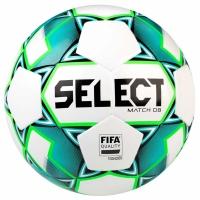 Minge fotbal Select Match DB FIFA 5 alb-verde 16682