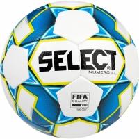Minge fotbal Select Numero 10 FIFA 5 2019 alb albastru galben 15007 pentru femei
