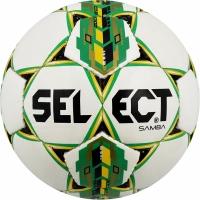 Minge fotbal Select Samba 4 alb-verde-galben 15103