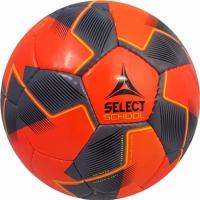 Minge fotbal Select School 2018 portocaliu negru