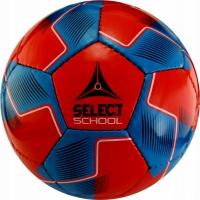 Minge fotbal Select School 2018 rosu-albastru