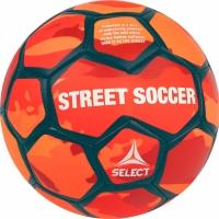 Minge fotbal Select Street Soccer 2019 Roz 4 12 rosu portocaliu 15011