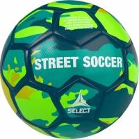 Minge fotbal Select Street Soccer 2019 Size 4 12 verde albastru 15010