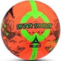 Minge fotbal Select Street Soccer 4 12 portocaliu verde 2018 13482