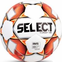 Minge fotbal Select Target DB IMS 5 alb portocaliu barbati