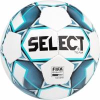 Minge fotbal Select Team 5 FIFA 2019 alb albastru 15008