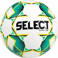 Minge fotbal Select Ultra DB 5 2019 alb verde-galben 14995