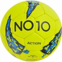 Minge handbal NO10 Action Size 2 galben-albastru-negru pentru Femei