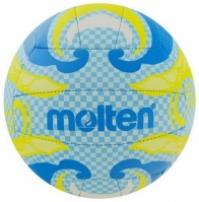 Minge volei MOLTEN V5B1502-C galben albastru marimea 5
